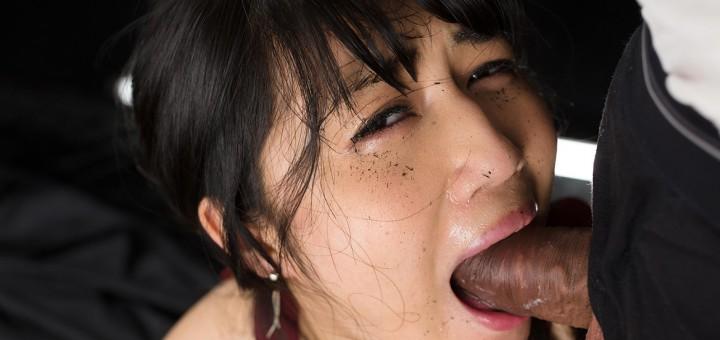 JAV Idol Reo Saionji Gets Facefucked into Oblivion – BRAND NEW VIDEO